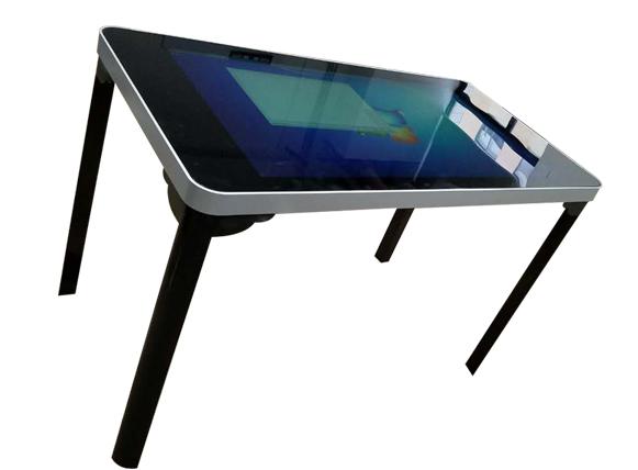 47寸镜面电容触摸桌