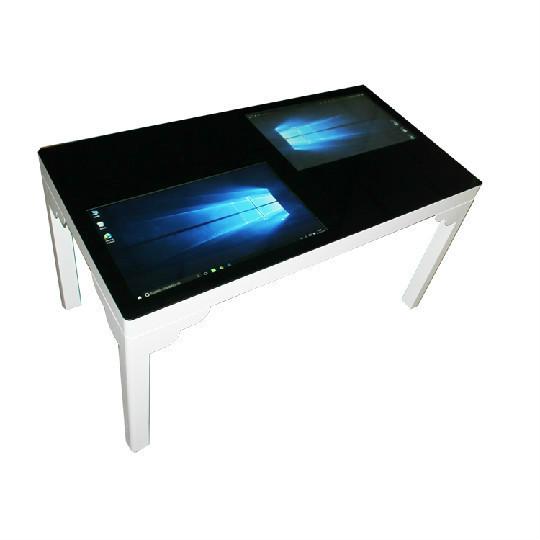 32寸双屏触摸桌